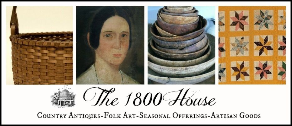 The 1800 House Antiques Blog
