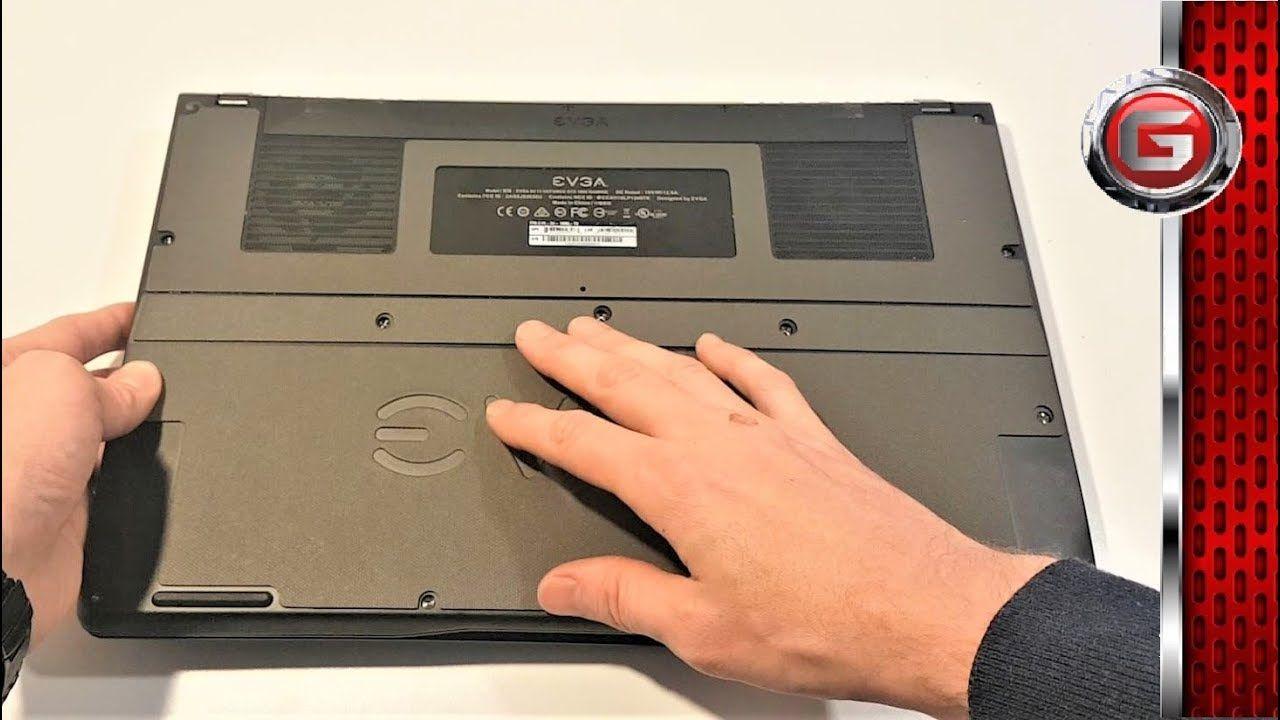 Evga Sc15 Problem update - Laptop Screws Falling Out
