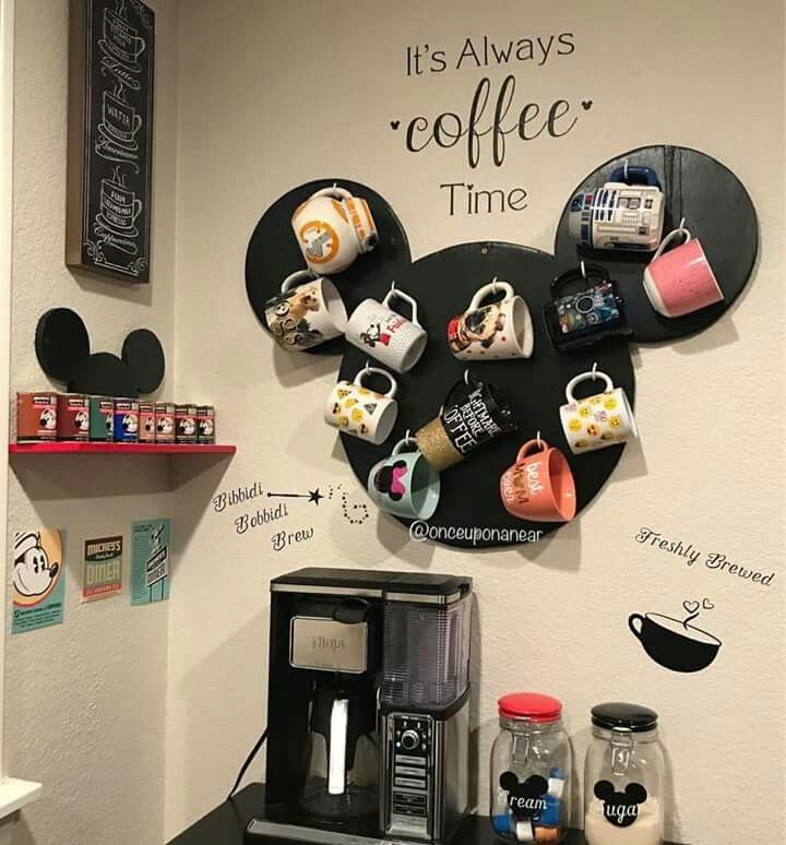 Best Pin By Lana Daher On Interiors Coffee Bar Home Disney 400 x 300