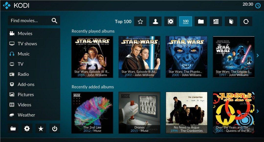 Kodi TV Android Mediabox Kodi, Xbox one exclusives