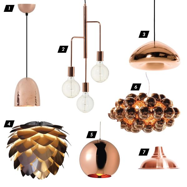 copper mars void pendants replica light lights tom mini dixon cheap pendant lighting