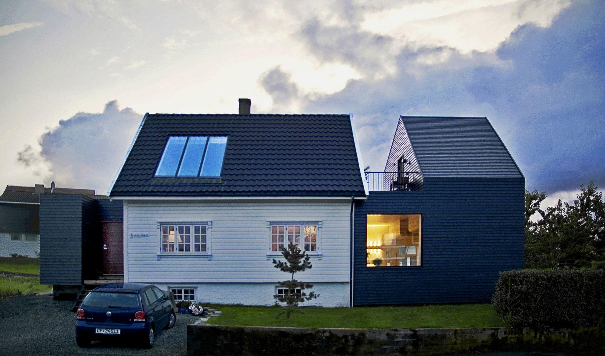Gallery of Feisteinveien / Rever & Drage Architects – 3 Feisteinveien,© Tom Auger – Anbau