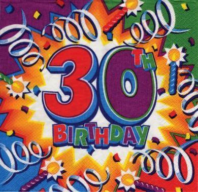 Happy 30th Birthday Happy 30th Birthday Wishes 30th Birthday