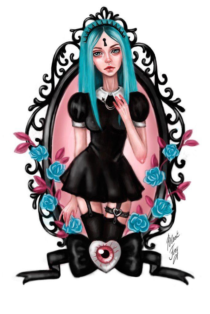 Goth Girl Stock 01 by MeetMeAtTheLake2Nite on DeviantArt