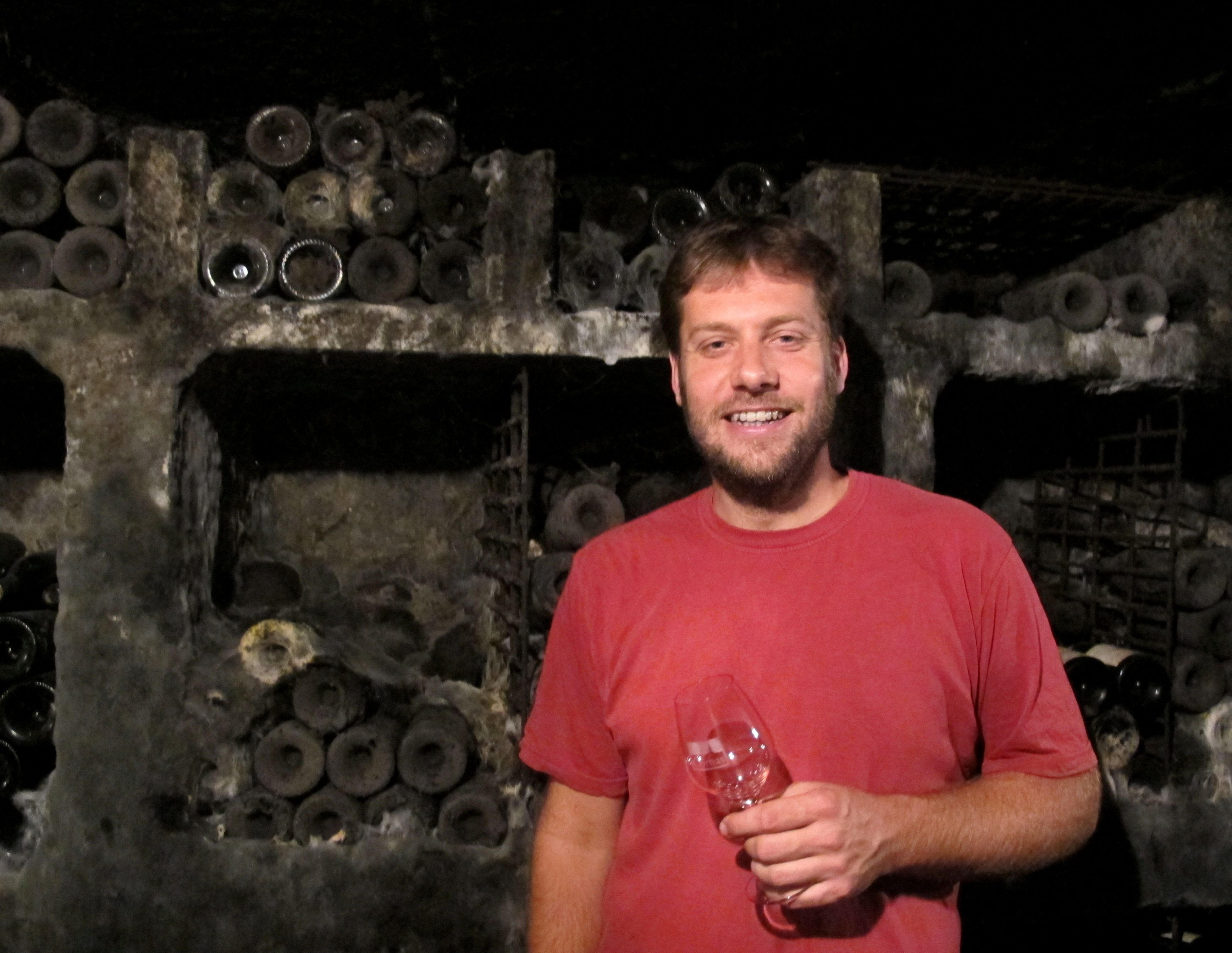 The Heir To Domaine A Clape Olivier Clape Vignerons Sweet Smell Distillery