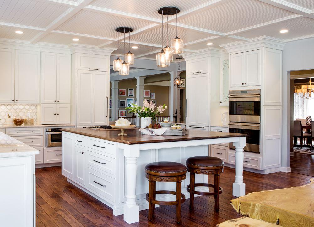 10 Candeeiros de Teto para Iluminar a sua Cozinha