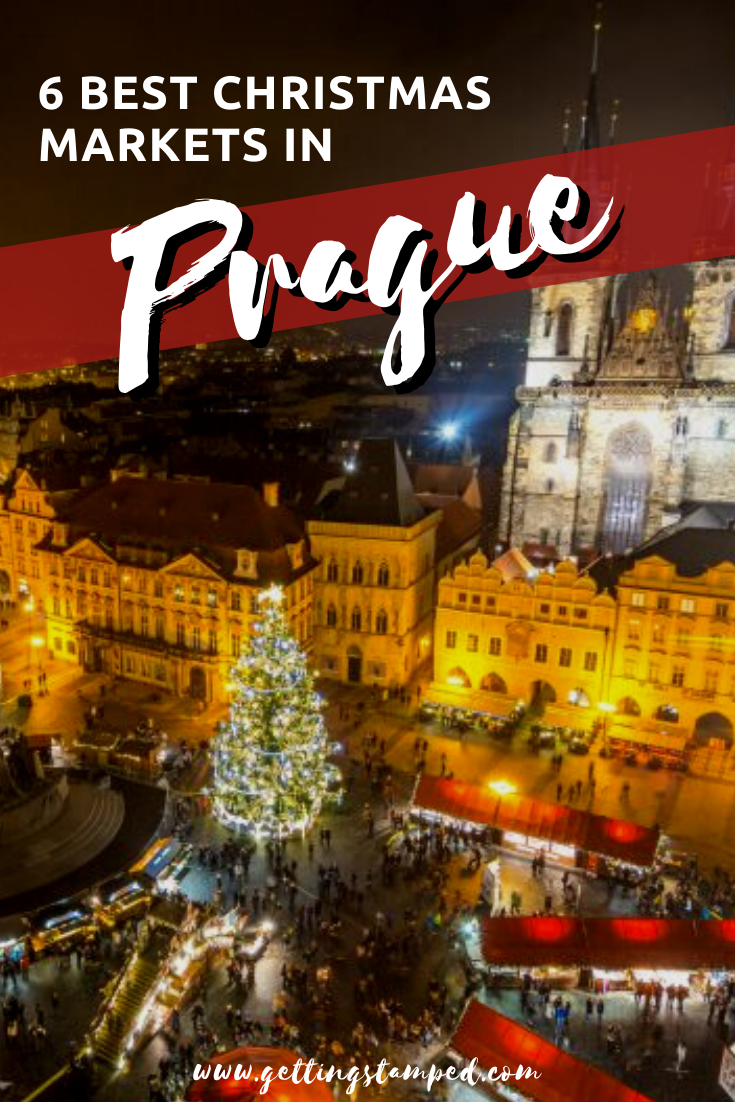 Top 6 Christmas Markets In Prague With 2020 Dates Getting Stamped Christmas Markets Europe Christmas Market Prague Christmas