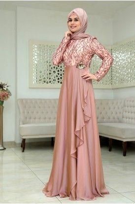 Som Fashion Somon Hümaşah Tesettür Abiye