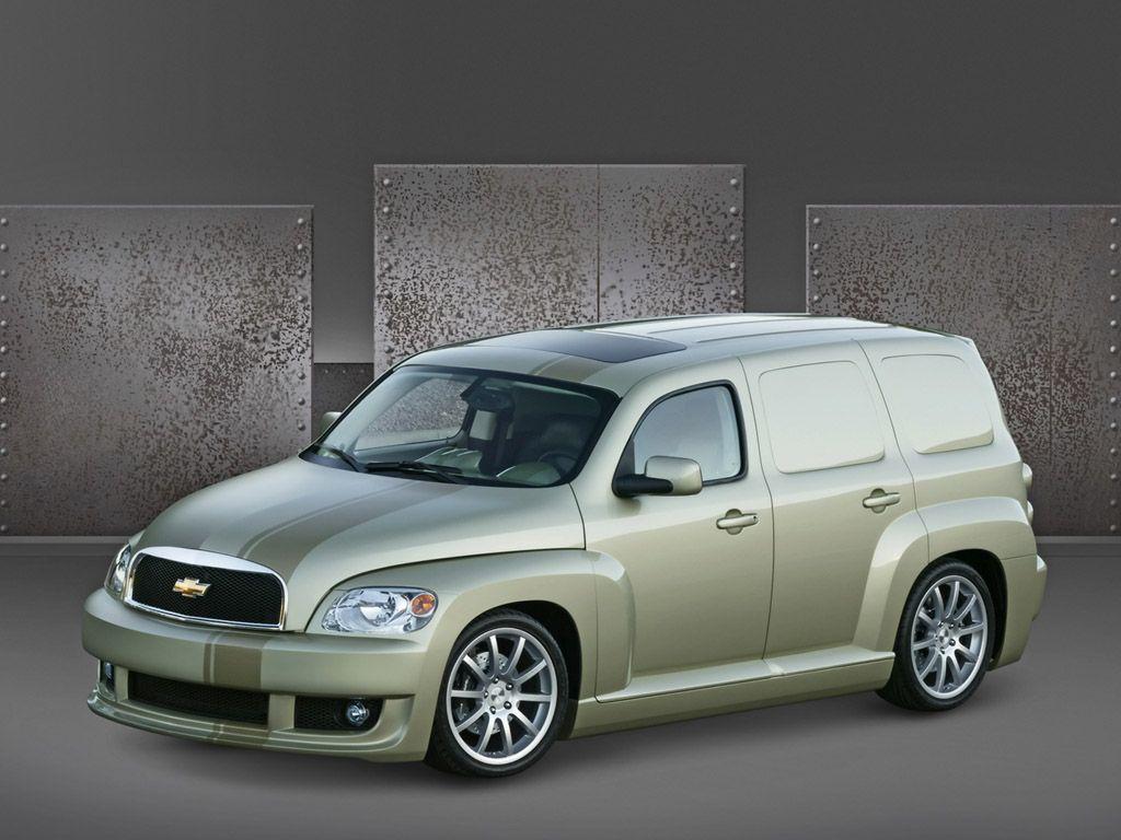 2005 Chevy Hhr Tuner Panel Sema Chevy Hhr Chevrolet Chevy