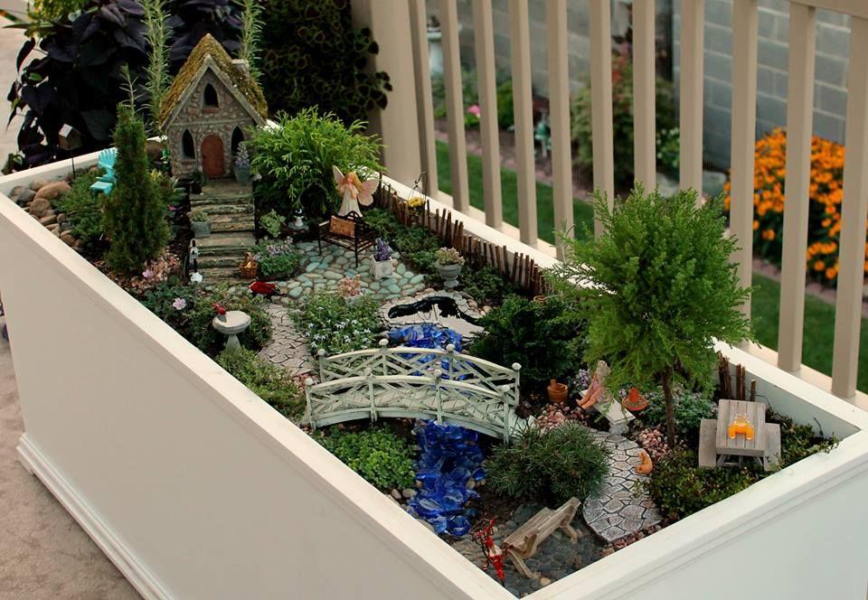 Keijun puutarha