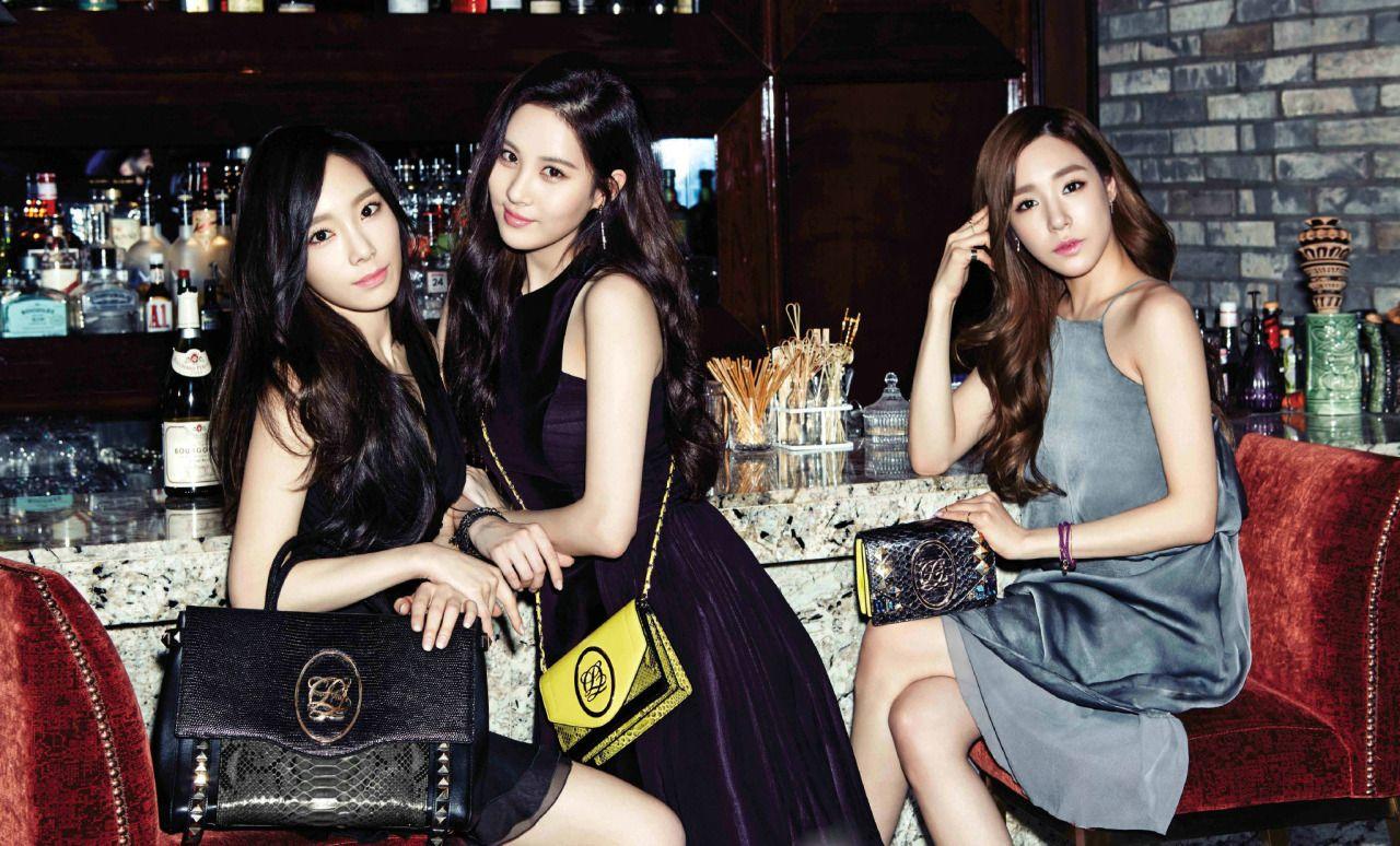 Taetiseo | Taeyeon, Seohyun, Tiffany | Louis Quatorze 2015