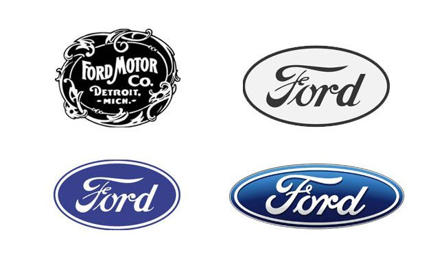 Famous Logos Over Time Pvm Garage Logo Evolution Corporate