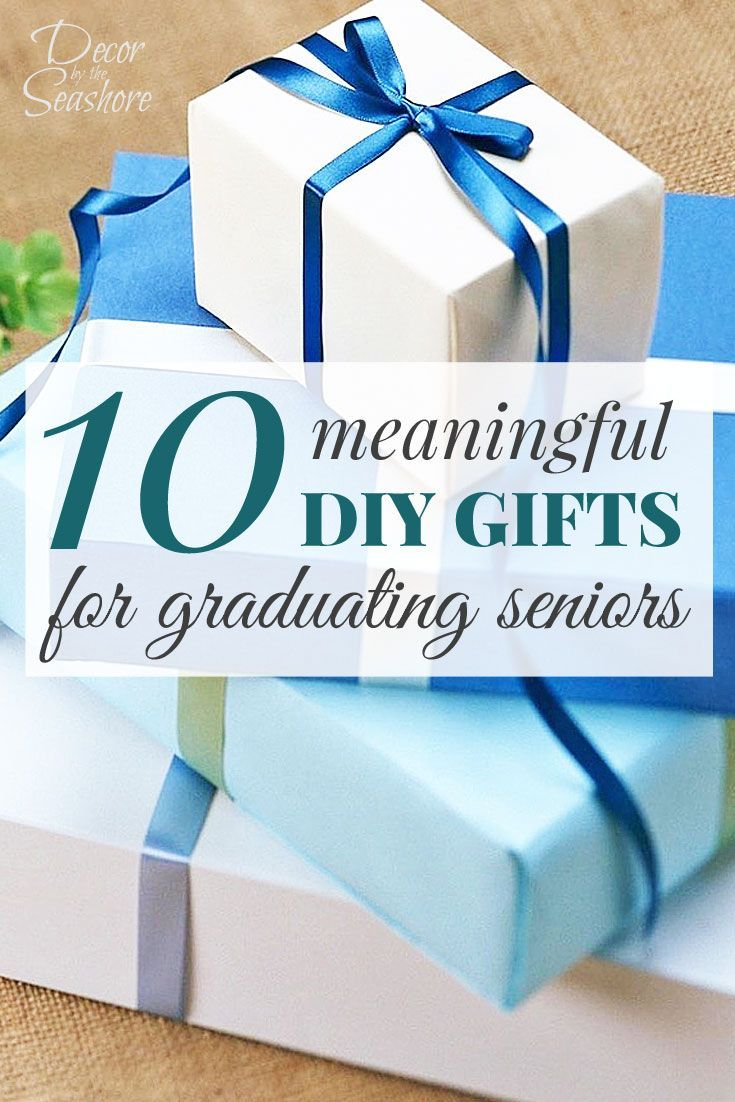 10 Meaningful DIY Graduation Gifts For Seniors