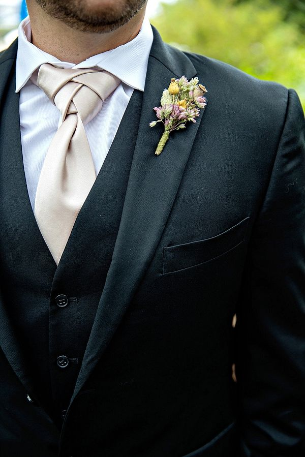 Glamorous Woodlands Themed Wedding Tie Knots Wedding Suits Groom Ties