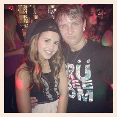 Drew Chadwick Carly Rose Sonenclar So People Say They Should