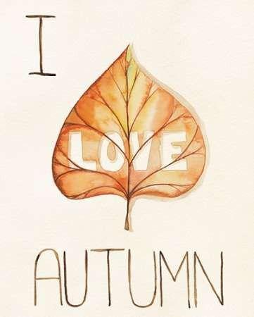 Autumn Love I