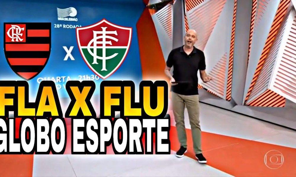 Globo Esporte De Hoje Flamengo X Fluminense Horario E Escalacao Do Jogo Em 2021 Flamengo X Fluminense Flamengo E Fluminense Flamengo