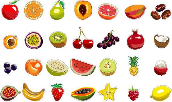 how to say fruit in french