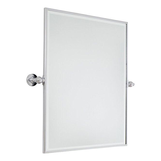 Rectangular Tilt Bathroom Mirror