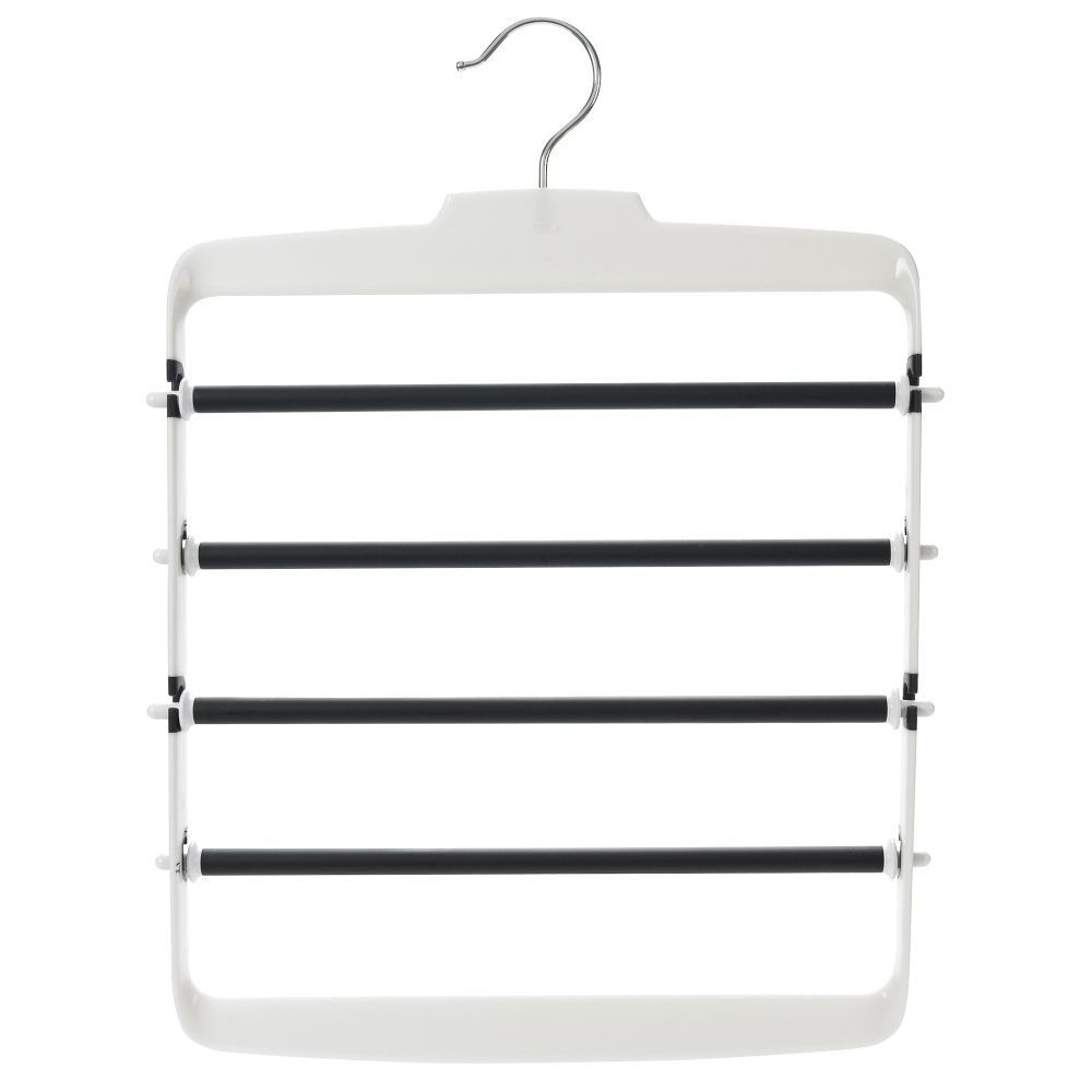 oxo multitier pants hanger organizecom