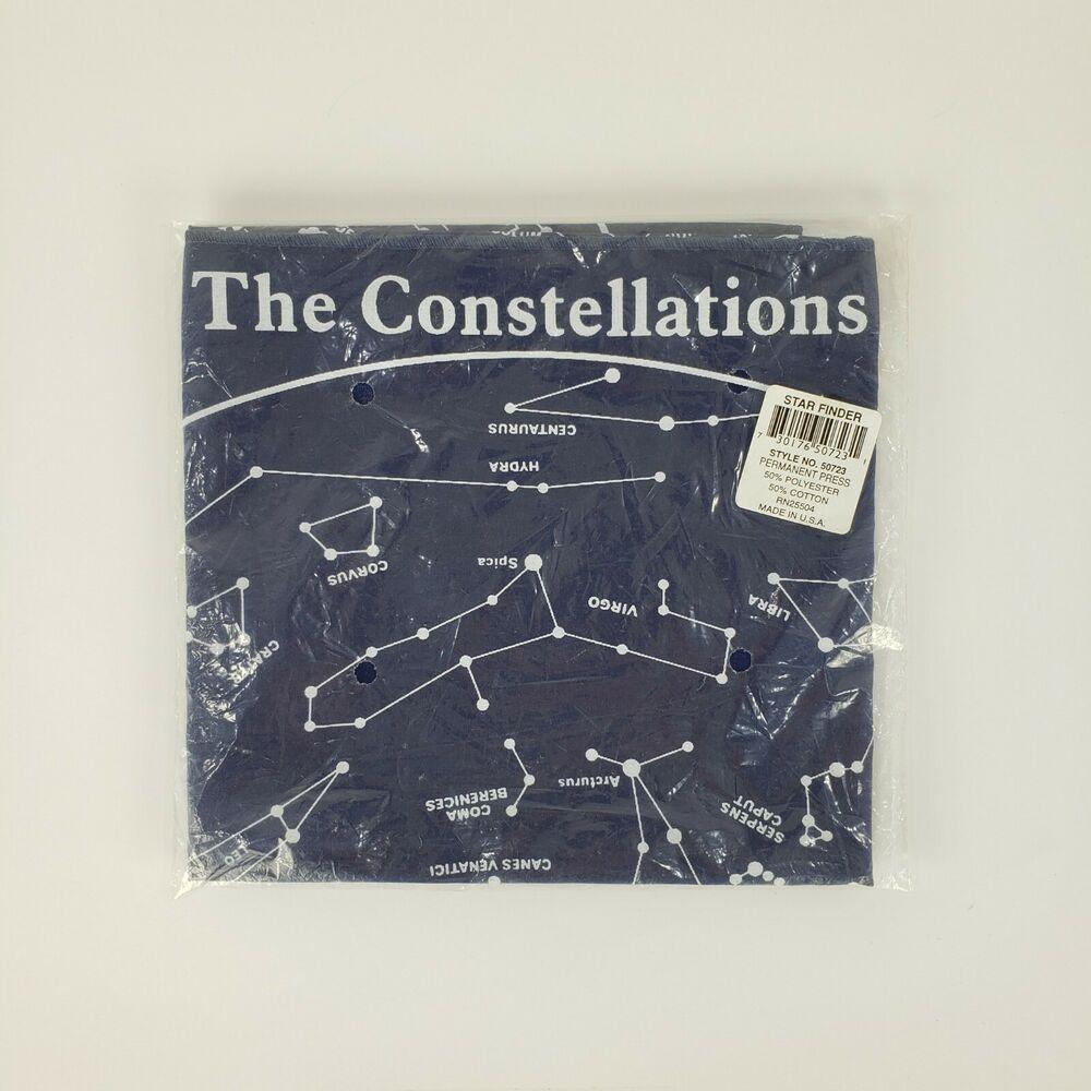 Vintage BSA Constellations Neckerchief Star Finder Boy