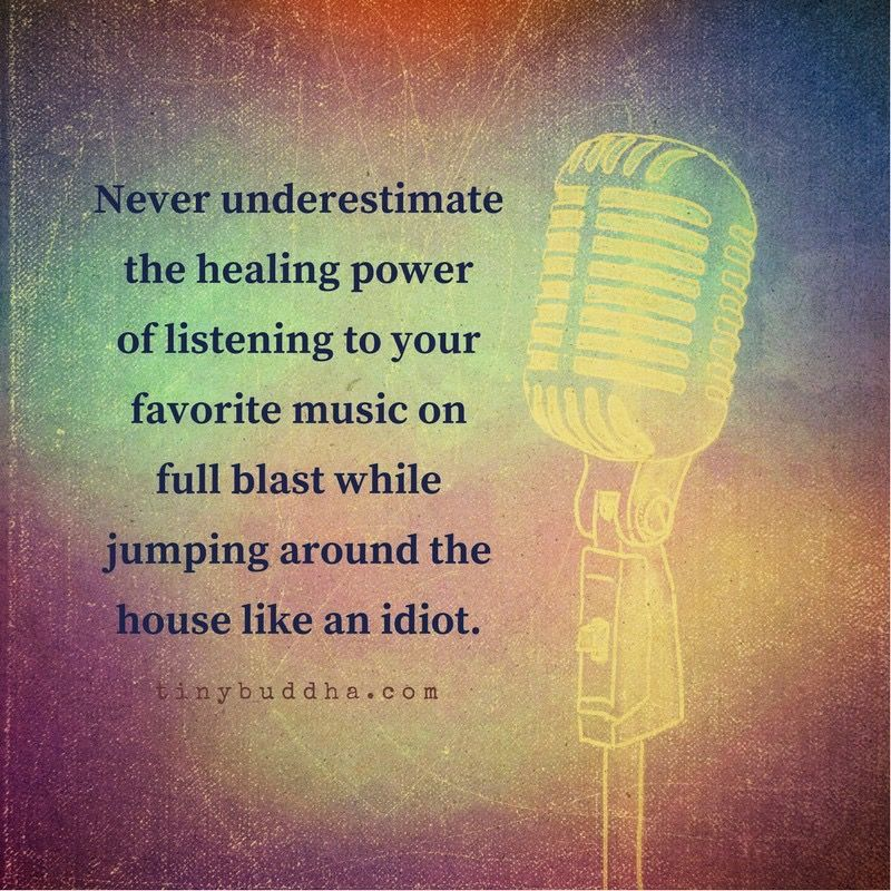 The Healing Power Of Music Is Amazing Never Underestimate It