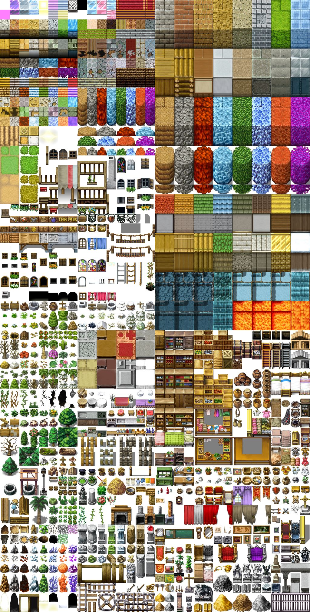 Pin on Tilesets