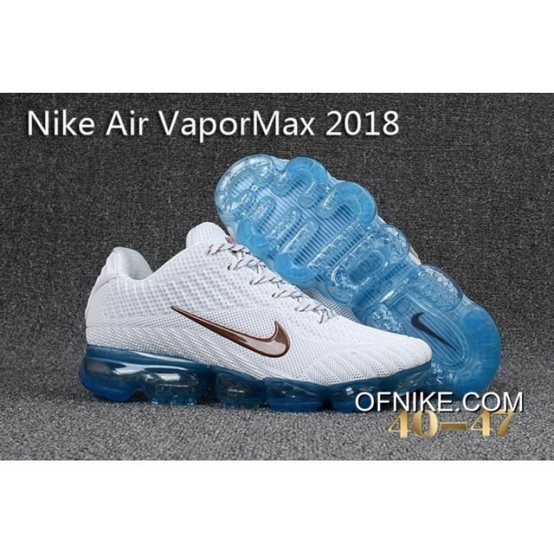 discount shop Air VaporMax 2018 Shoes Nike Vapormax Flyknit