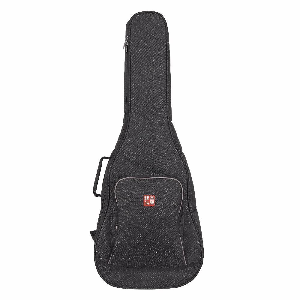 Music Area Acoustic Guitar Gig Bag Dacron Polyester Fabric Black Soft Guitar Case Rb10 Series Guitar Bag Bags Buy Music