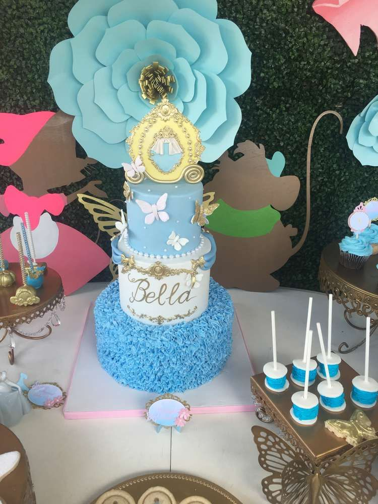 Cinderella Birthday Party Ideas Amazing cakes Birthdays and Cake