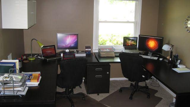 Monster Desk For Med Student Programmer Ikea Hackers Living Room Side Table Home Home Office Furniture