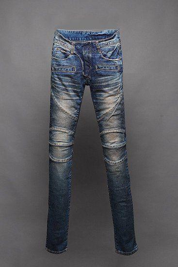 16df0bccc6ff69 Balmain jeans - womens | clothes ;) | Balmain jeans, Jeans, Balmain