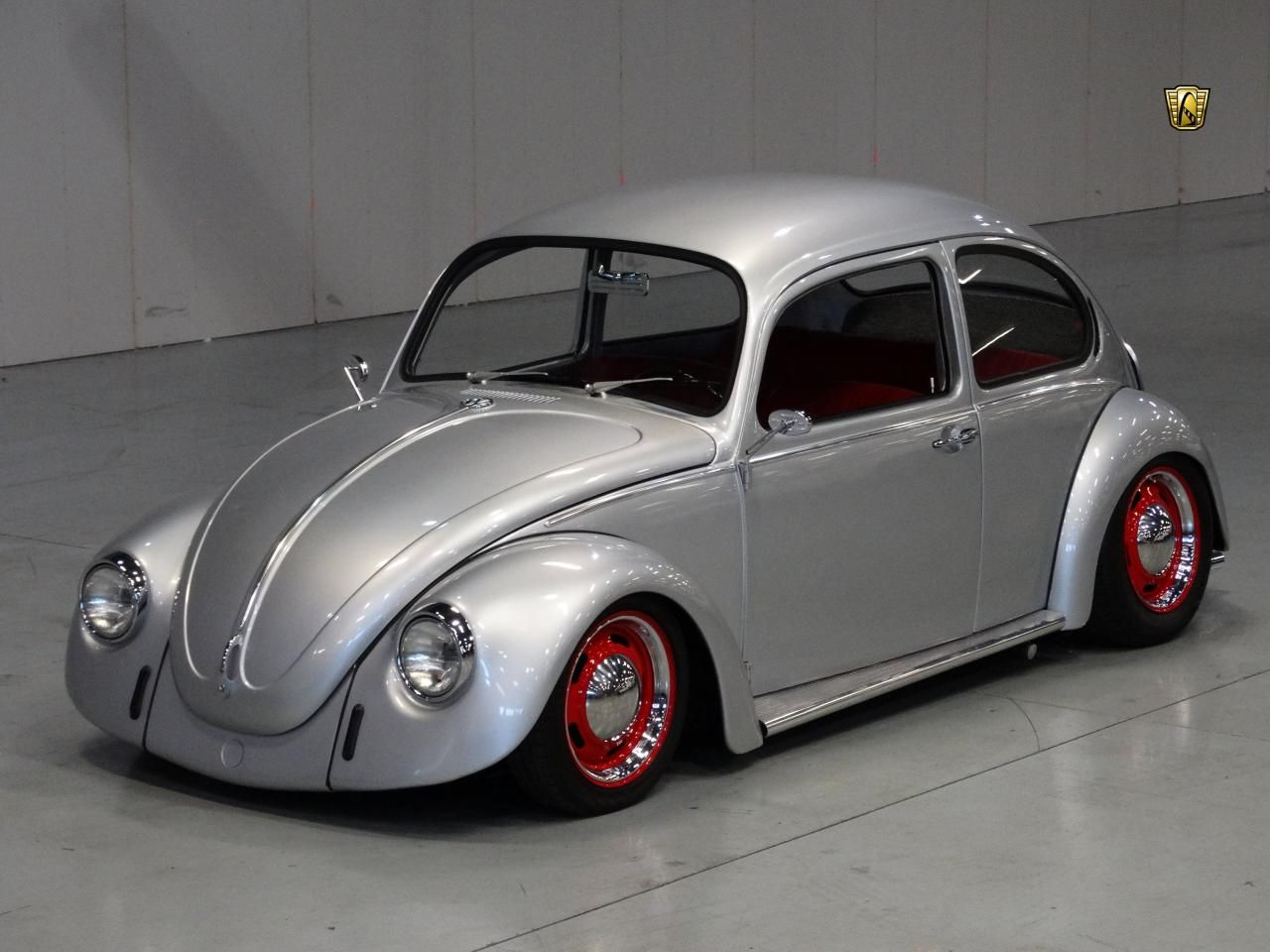1972 Volkswagen Beetle 1600 CC 4-Speed Auto For Sale | Orlando ...