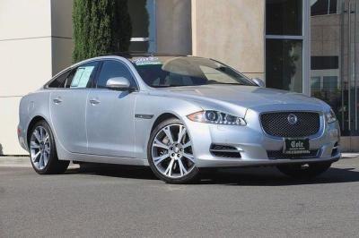 2012 Jaguar Xj Supercharged Voiture