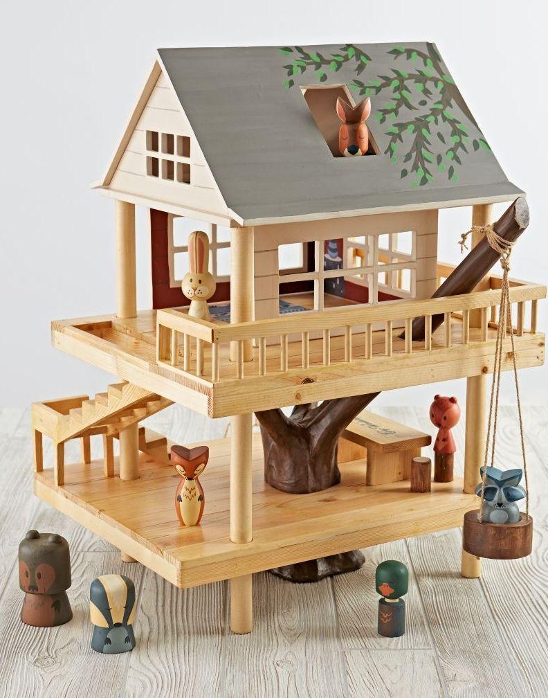 Baumhaus Kinder Spielzeug