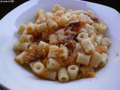 La cucina di Lilla (adessosimangia.blogspot.it): Primi: Ditalini con ...
