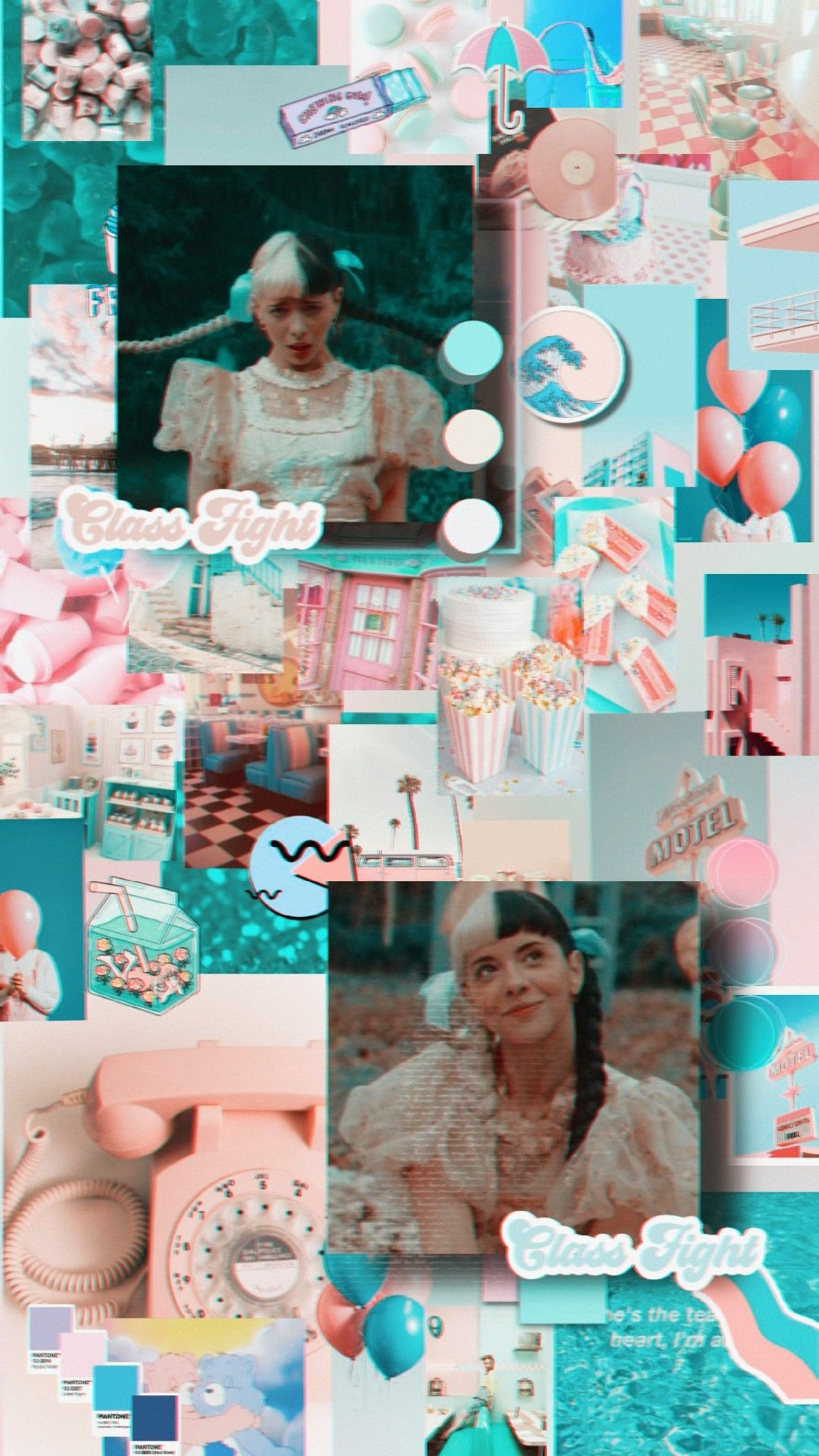 Class Fight Melanie Martinez Melanie Iphone Wallpaper Tumblr Aesthetic