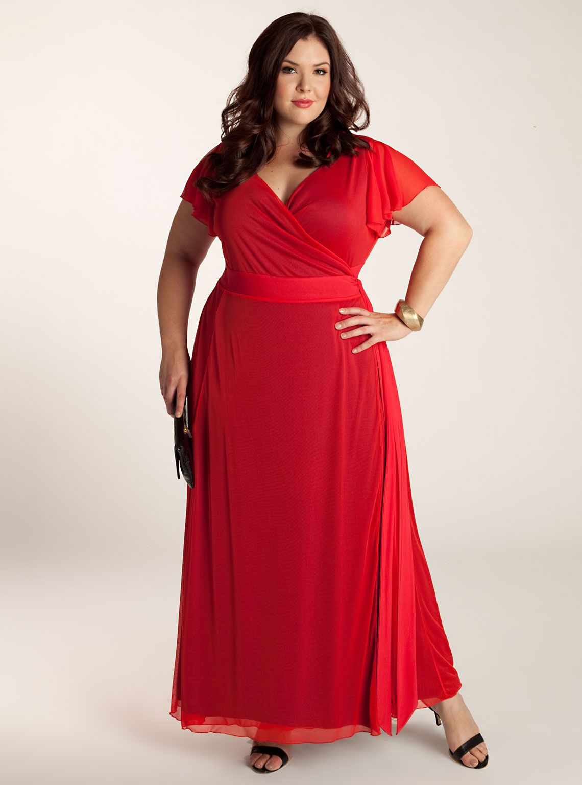 Plus Size Woman Clothing, High Fashion Dresses for the ...