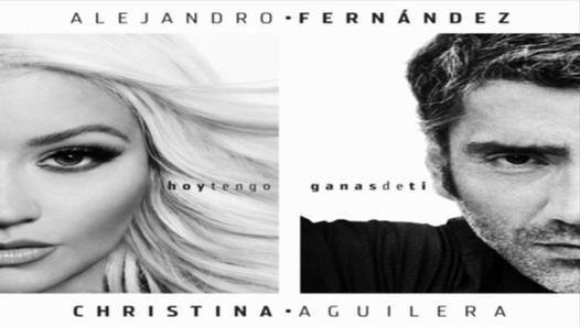Download Mp3 Alejandro Fernández Hoy Tengo Ganas De Ti Feat Christina Aguilera Itunesrip Vid Christina Aguilera Alejandro Fernández Music Images