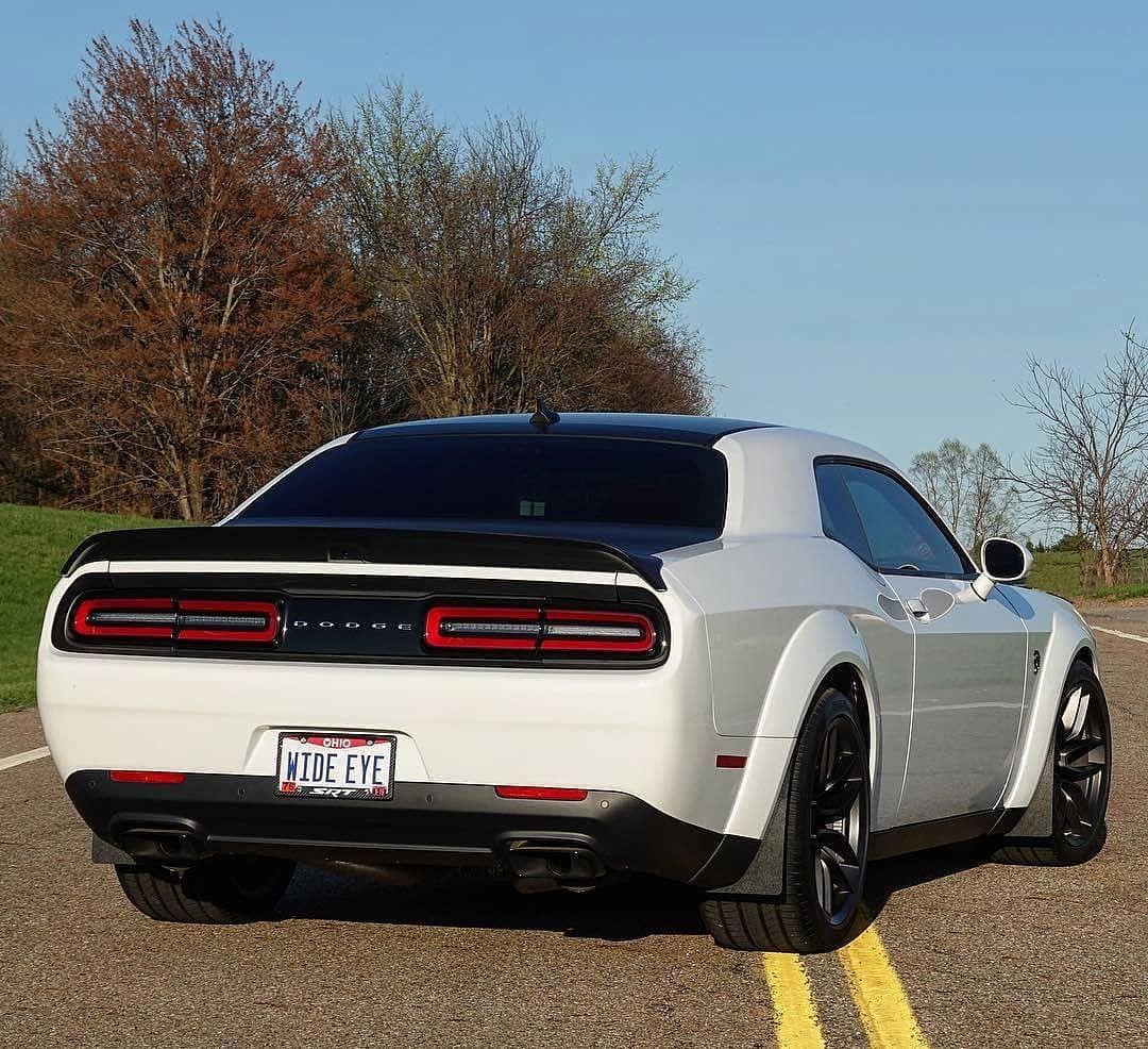 "dodge hellcat redeye truck Dodge Hellcat Challenger ""Redeye"" Widebody  Muscle cars"