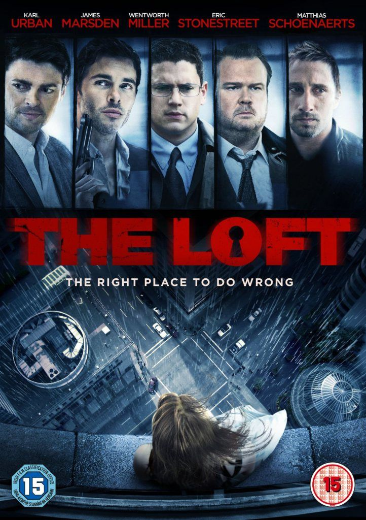 The Loft Review A Fairly Standard Entertaining Thriller With
