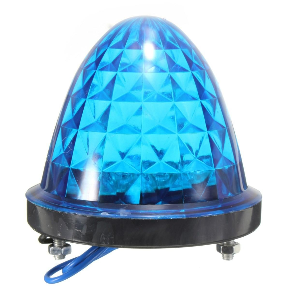 24v 14 Led Universal Side Marker Trailer Light Lamp Indicator Truck Lorry Trailer Blue Van Car New 7 99 Blue Vans Van Car Lamp Light