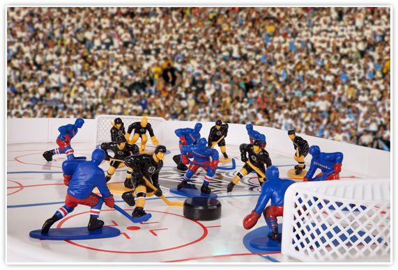 Best Toy Ever For The Hockey Obsessed Child Hockey Kids Hockey Toys Hockey