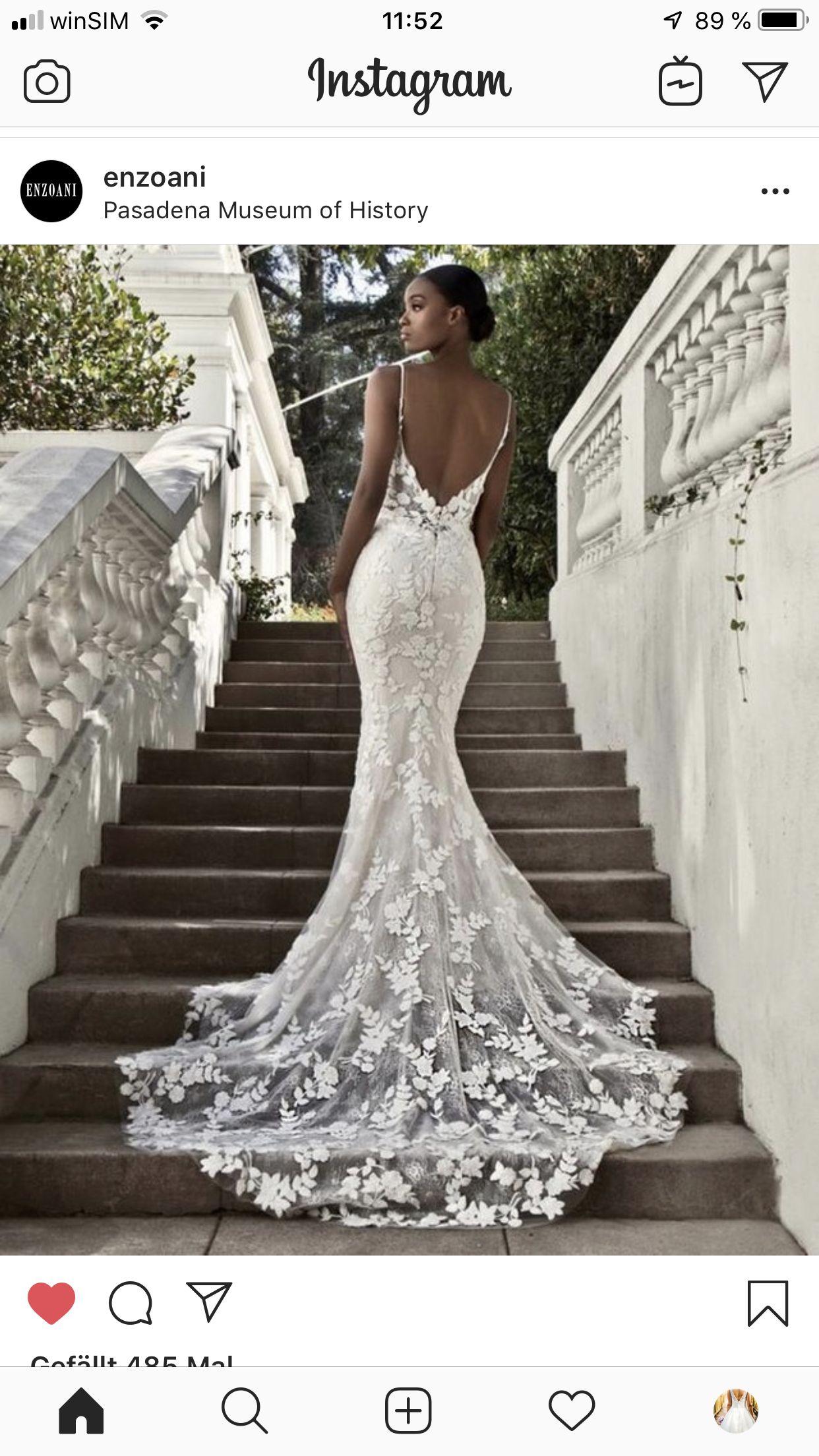 Beautiful Enzoani Dress ❤️