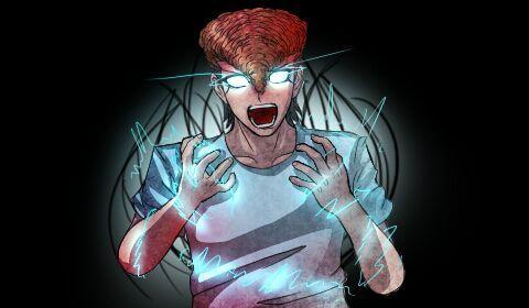 Psycho x reader