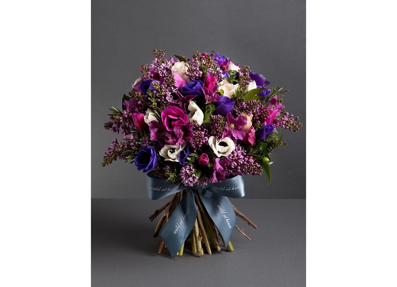 Wild At Heart Flowers Liberty Bouquet Esta Romi