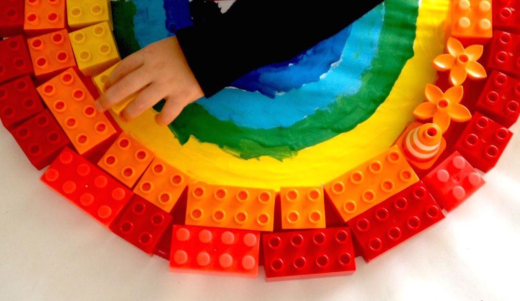 10 activités créatives pour les moins de 3 ans   Garage