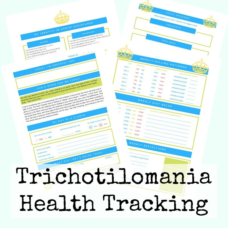 How do i help my child with trichotillomania advice for