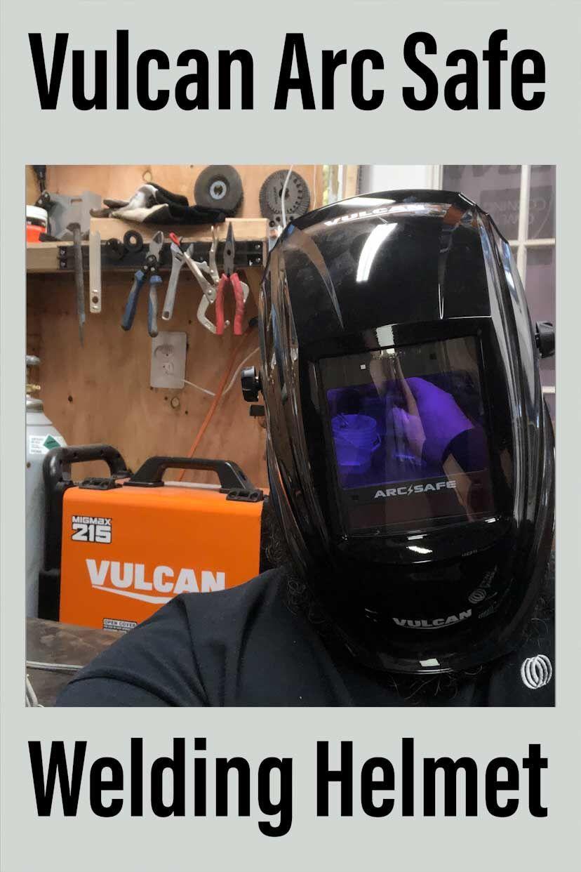 Review of the Vulcan's Arc Safe Welding Helmet from Harbor