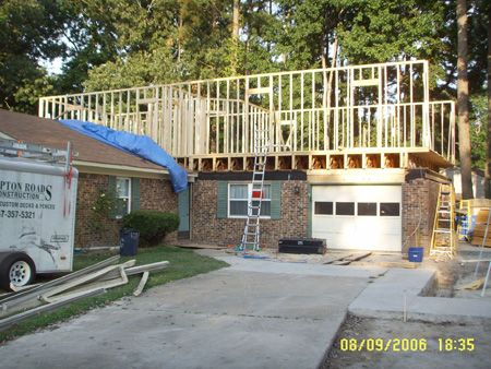Before And After Pictures Of Ranch Second Story Additions Steve June Marshall To Build A On Their